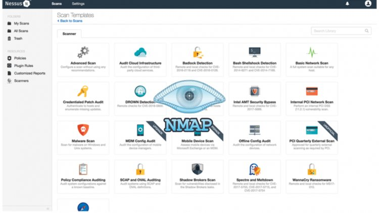 Nmap & Nessus | Network Scanning Tools