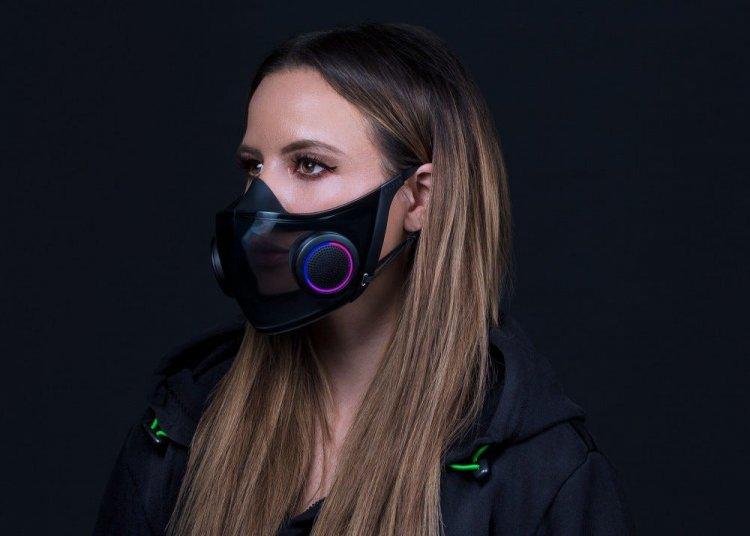 Smart Face Mask | RAZER