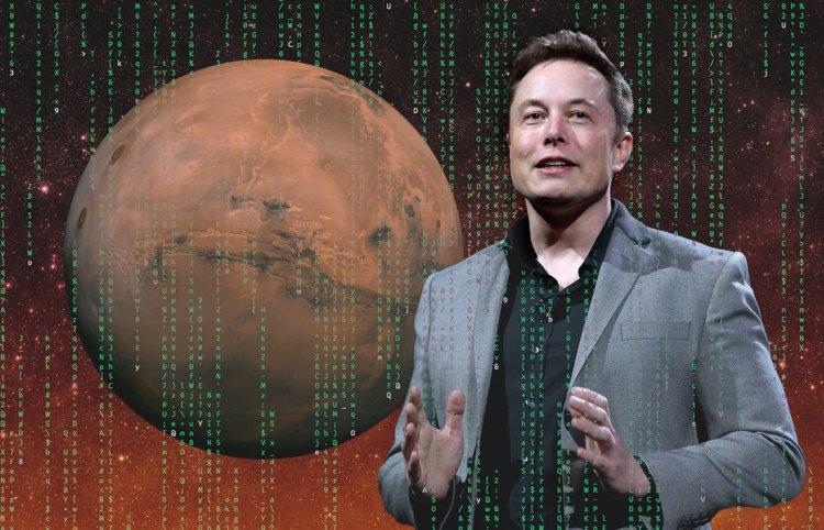 Settlement on Mars | Elon Musk