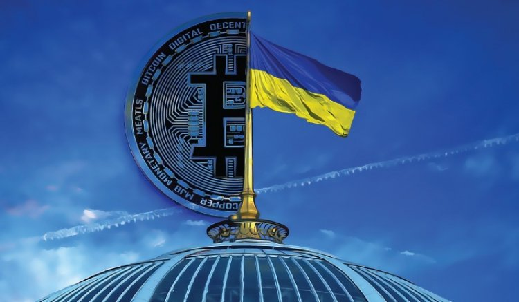 Legalized cryptocurrency in Ukraine