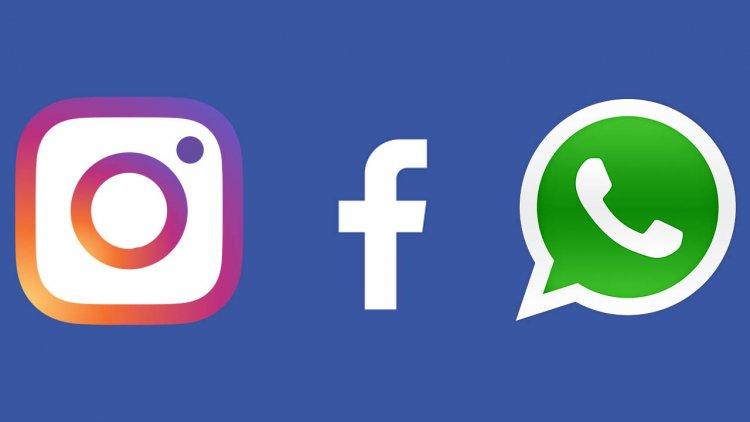 Facebook, Instagram and WhatsApp are offline