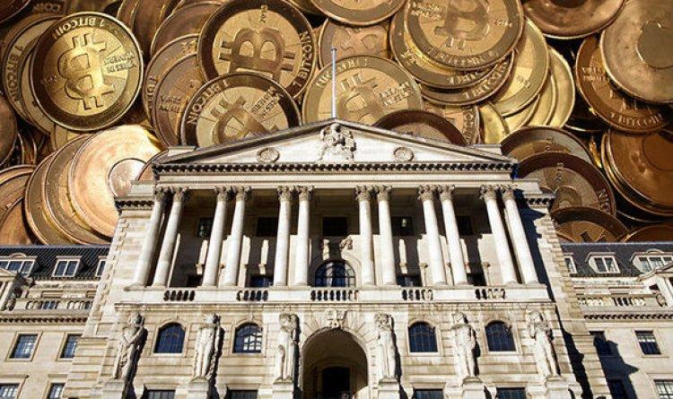 Bank of England   Collapse of Bitcoin