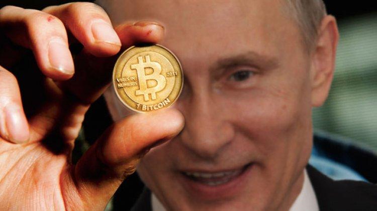 Vladimir Putin Accepts Crypto's
