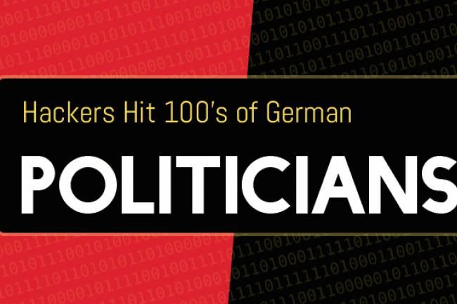 ჰაკერებმა გერმანელი პოლიტიკოსების პირადი მონაცემები გაავრცელეს