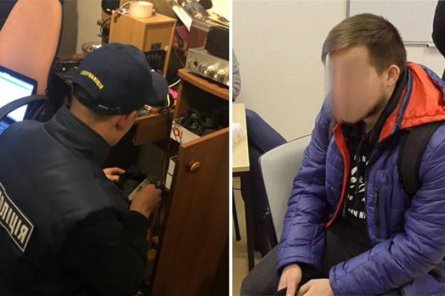 უკრაინის პოლიციამ 2 ჰაკერული დაჯგუფება და 6 ჰაკერი დააკავა
