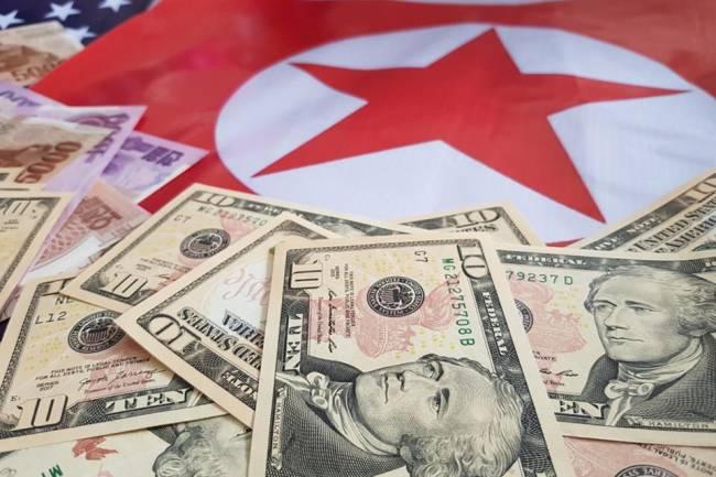 ჩრ.კორეის ჰაკერებმა უკვე 670$ მილიონი დოლარი გამოიმუშავეს