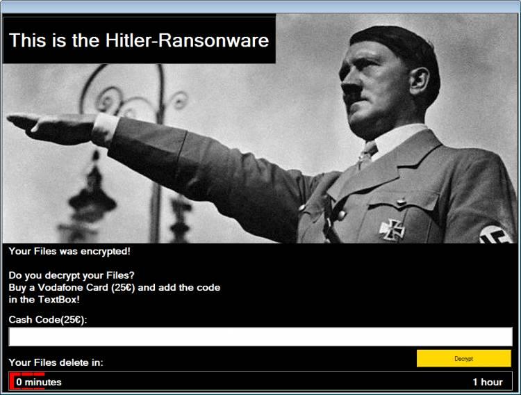HitlerLocker Ransomware