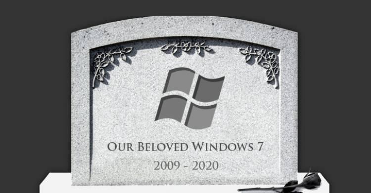 Microsoft მხარდაჭერას წყვიტავს Windows 7 ოპერაციულ სისტემაზე