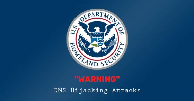 DHS მოითხოვს ფედერალური უწყებების DNS შემოწმებას