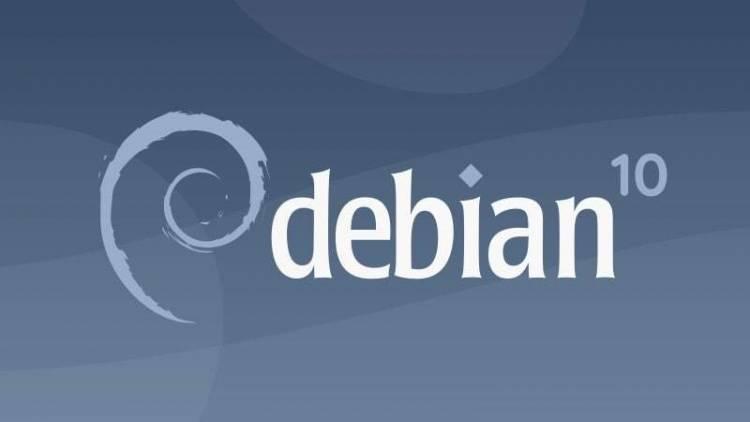 სიახლეები Debian 10 Buster - ში