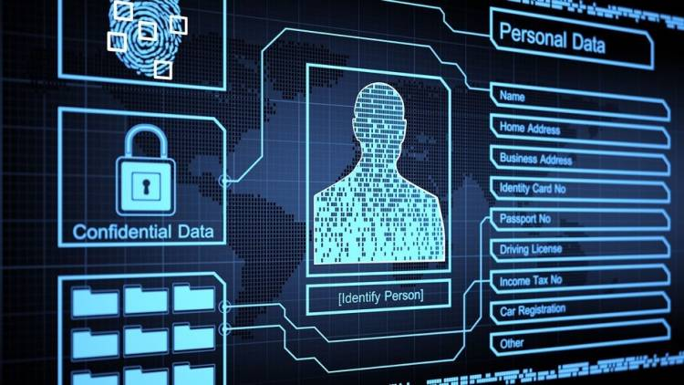 Information technologies and Security of personal information