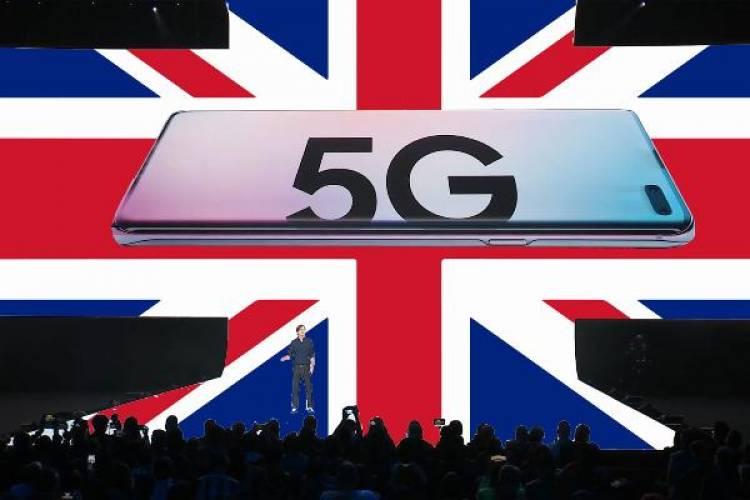 დიდმა ბრიტანეთმა შესაძლოა უარი თქვას HUAWEI-ის 5G ინტერნეტ ტექნოლოგიაზე